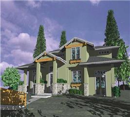 House Plan #149-1594