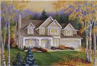 Main image for house plan # 2506