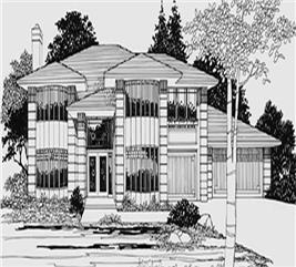 House Plan #149-1617