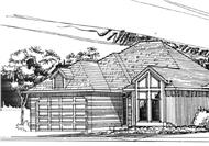 Main image for house plan # 2238