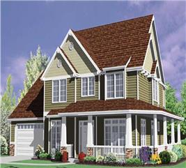House Plan #149-1636