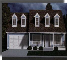 House Plan #149-1648