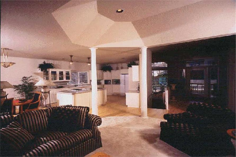 Home Plan Other Image of this 3-Bedroom,1817 Sq Ft Plan -149-1653