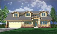 Main image for house plan # 2676