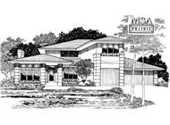 Main image for house plan # 2570