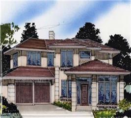 House Plan #149-1707