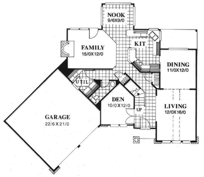 Cul De Sac House Plans