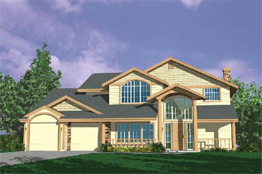 Main image for house plan # 2626