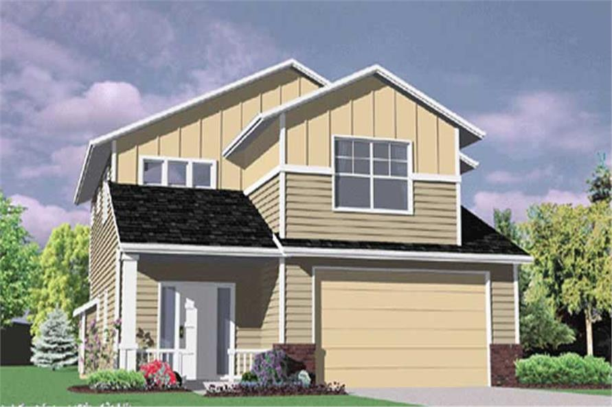 Home Plan Other Image of this 4-Bedroom,2267 Sq Ft Plan -149-1731