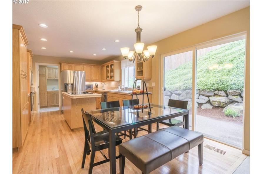 149-1738: Home Interior Photograph-Kitchen
