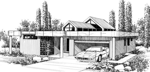 Main image for house plan # 2631