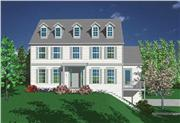 View house Plan#149-1799