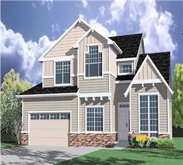 House Plan #149-1810