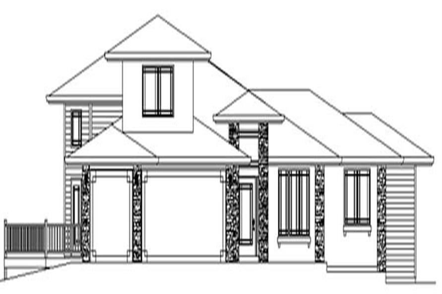 Main Elevation for ms2482