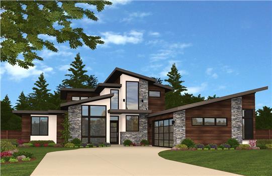 House Plan #MM-2548-TA