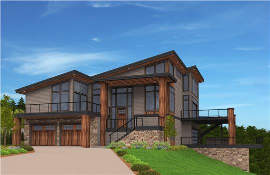 House Plan #MM-3344-L
