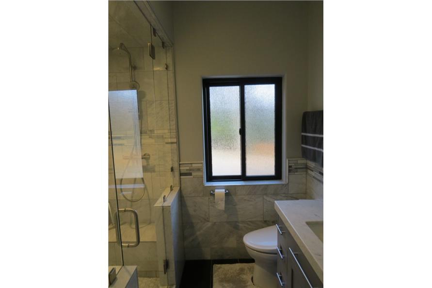 Bathroom of this 2-Bedroom,640 Sq Ft Plan -640