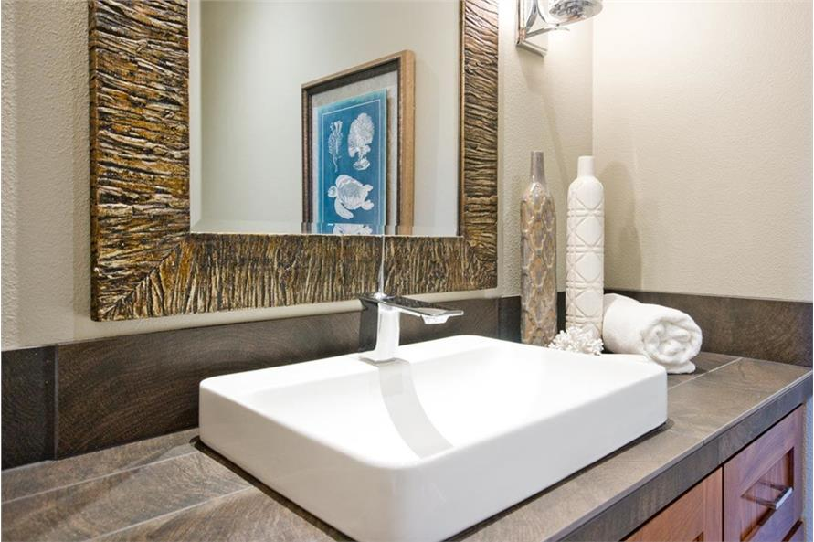 Bathroom of this 4-Bedroom,4820 Sq Ft Plan -4820