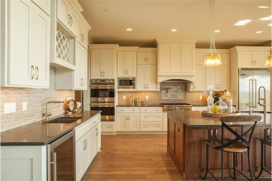 Kitchen of this 4-Bedroom,4820 Sq Ft Plan -4820