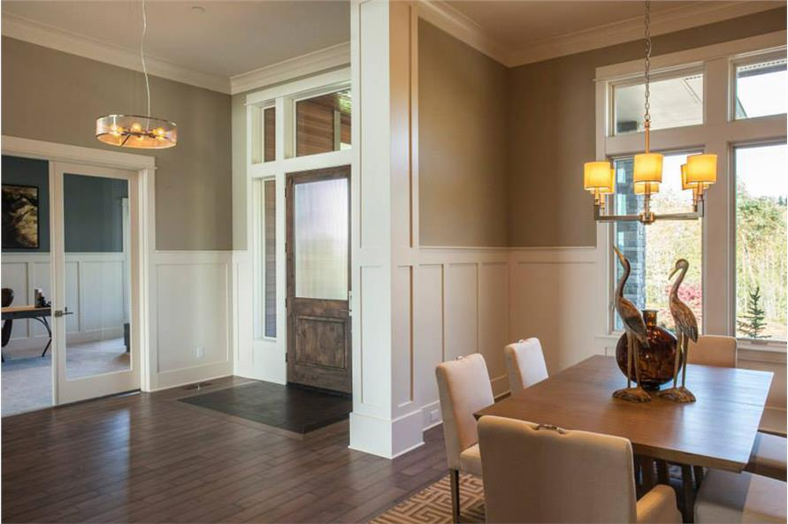 Entry Hall: Foyer of this 4-Bedroom,4820 Sq Ft Plan -4820