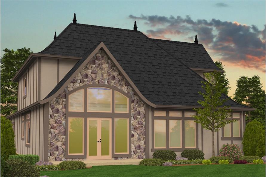 Home Plan Rendering of this 3-Bedroom,2685 Sq Ft Plan -2685