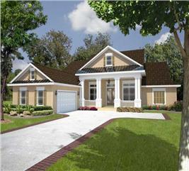 House Plan #150-1001