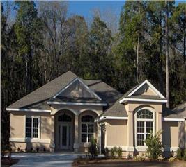 House Plan #150-1002