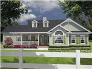View house Plan#150-1003