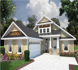 House Plan #150-1008