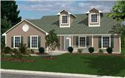 View house Plan#150-1009