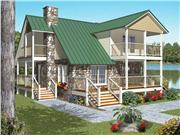 View house Plan#150-1010