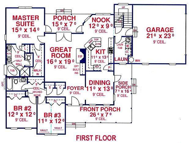150-1013 first floor
