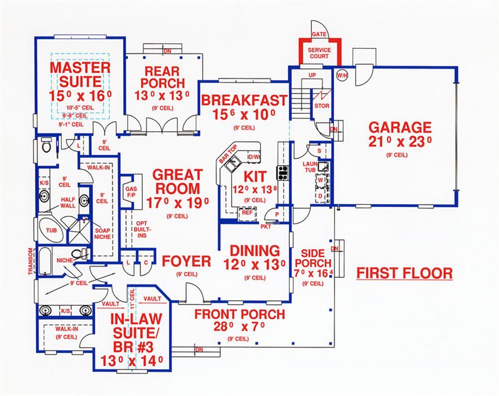 150-1015 first floor