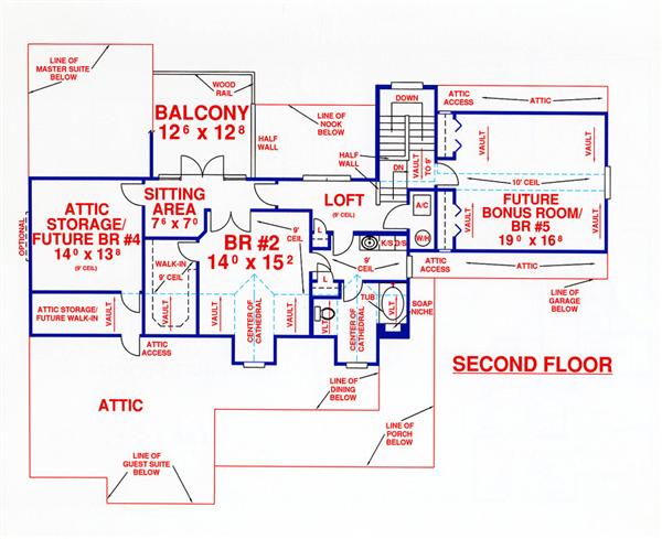 150-1015 Second floor
