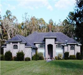 House Plan #150-1016
