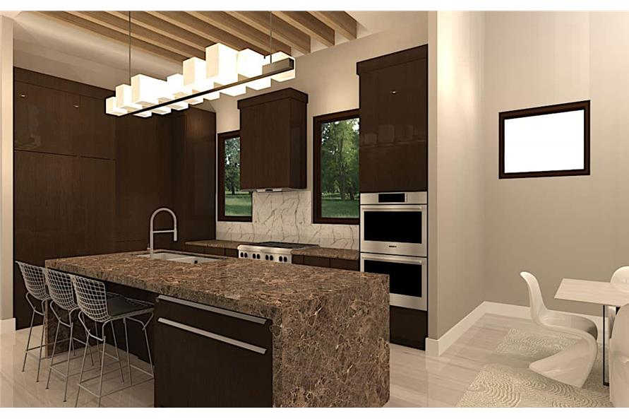 Kitchen of this 4-Bedroom,3762 Sq Ft Plan -3762