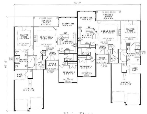 NDG-452 HOME PLAN