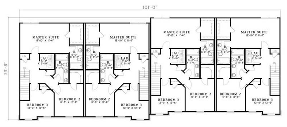 HOME PLAN NDG-1124