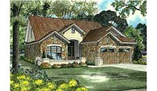 Main image for house plan # 16890