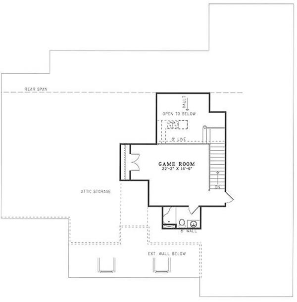 HOME PLAN NDG-209