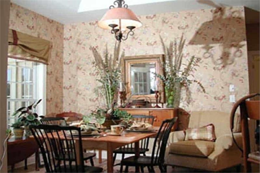 Kitchen: Breakfast Nook of this 3-Bedroom,2755 Sq Ft Plan -2755