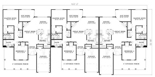 HOUSE PLAN NDG-661