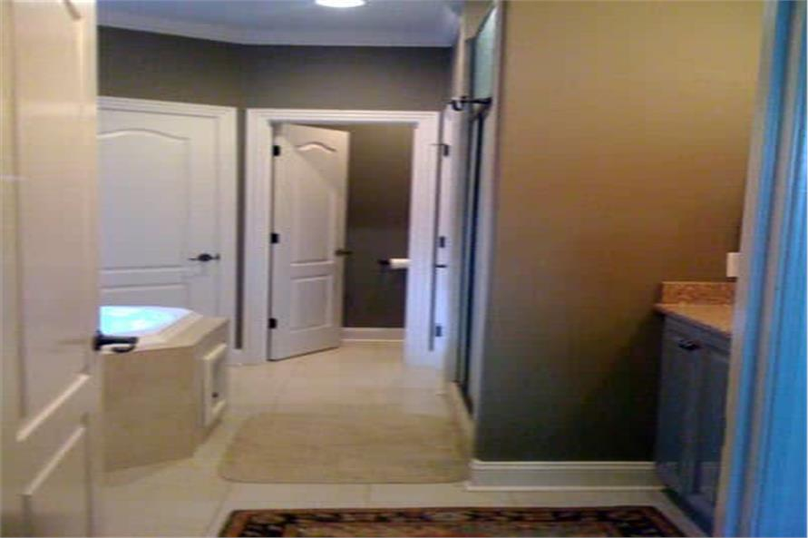 Master Bathroom of this 4-Bedroom,3343 Sq Ft Plan -3343
