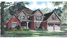 Main image for house plan # 17659