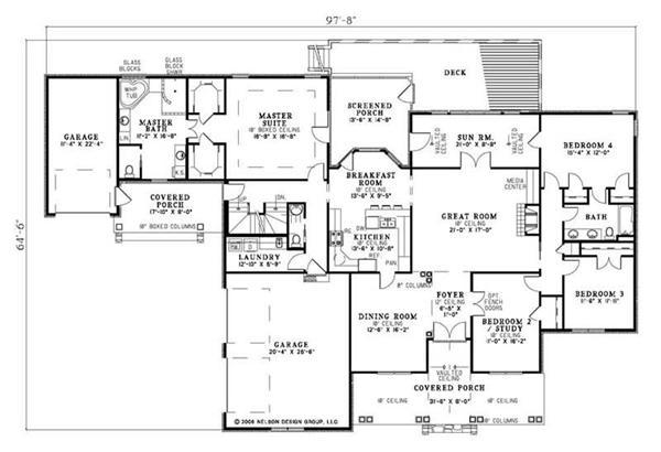 Houseplan ndg-1148