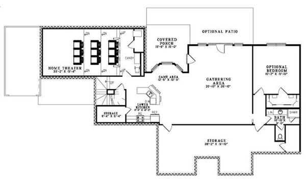 Home Plan NDG-1148