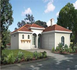 House Plan #153-1026