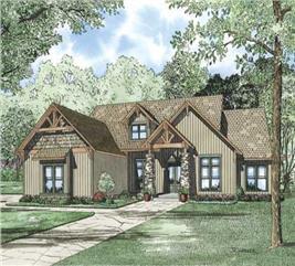 House Plan #153-1031