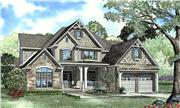 View house Plan#153-1036