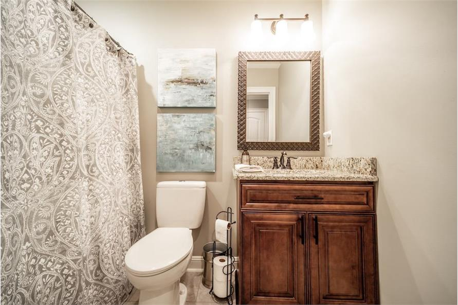 Bathroom of this 3-Bedroom,1572 Sq Ft Plan -1572